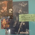 Celtic Frost - Other Collectable - Celtic Frost gig memorys