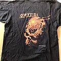 Sepultura - TShirt or Longsleeve - Sepultura Arise  Beneath the remains