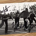 Meshuggah - Other Collectable - Meshuggah autographed picture