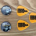 Chris Cornell - Other Collectable - chris cornell guitar pick