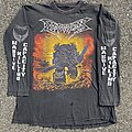 1995 Dismember Massive Killing Capacity Long Sleeve Shirt