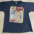 Death - TShirt or Longsleeve - 1991 Death Human Tour T Shirt