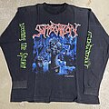 Suffocation - TShirt or Longsleeve - 1992 Suffocation Breeding The Spawn Long Sleeve Shirt