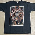 Napalm Death - TShirt or Longsleeve - 1998 Napalm Death Words From The Exit Wound T Shirt