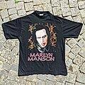 Marilyn Manson - TShirt or Longsleeve - 90's Marilyn Manson Shirt