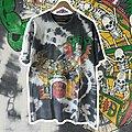 Grateful Dead - TShirt or Longsleeve - Early 90's Grateful Dead Rollercoaster tie dye L