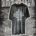 Dimmu Borgir - TShirt or Longsleeve - 1999 Dimmu Borgir Your World is not Enough XXL