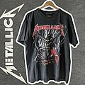 Metallica - TShirt or Longsleeve - 90's Metallica Bootleg XL