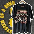 System Of A Down - TShirt or Longsleeve - 2001 System of a down Toxicity Bootleg XL