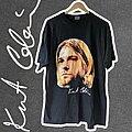 Nirvana - TShirt or Longsleeve - 90's Nirvana Kurt Cobain Bootleg XL