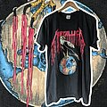 Metallica - TShirt or Longsleeve - 1993 Metallica Nowhere Else to Roam Europe M