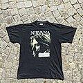 Nirvana - TShirt or Longsleeve - 90's Nirvana Kurt Cobain Nirvana Definition Bootleg L