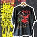 Cancer - TShirt or Longsleeve - 1991 Cancer European Tour XL