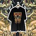 Metallica - TShirt or Longsleeve - 2000 Metallica Summer Sanitarium Tour XL
