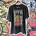 Napalm Death - TShirt or Longsleeve - 1990 Napalm Death Harmony Corruption XL