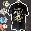 Limp Bizkit - TShirt or Longsleeve - 2001 Limp Bizkit Chocolate Starfish L