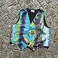 Iron Maiden - Battle Jacket - 90's Iron maiden fear of the dark vest XL