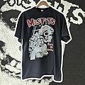 Misfits - TShirt or Longsleeve - 90's Misfits Die Die My Darling M