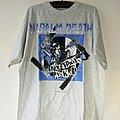 Napalm Death - TShirt or Longsleeve - 1993 Napalm Death Nazi Punks Fuck Off XL