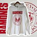 The Ramones - TShirt or Longsleeve - 1990 Don Rock Terror The Ramones Hey Ho Let's Go L