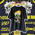 Metallica - TShirt or Longsleeve - 1995 Metallica Escape from the Studio Donington Live