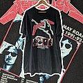 Metallica - TShirt or Longsleeve - 1991 Metallica Wherever I May Roam Tour Europe XL