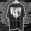 Nirvana - TShirt or Longsleeve - 90's Nirvana Kurt Cobain Fame XL