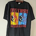 Mid 90's Guns N Roses Use your illusion Bootleg XL