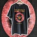 Napalm Death - TShirt or Longsleeve - 1997 Napalm Death Inside the Torn Apart European tour XL