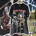 Iron Maiden - TShirt or Longsleeve - 1998 Iron Maiden The Clansman XL