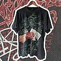 Morbid Angel - TShirt or Longsleeve - 1993 Morbid Angel Covenant Empire Mega Print XL