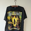 Cradle Of Filth - TShirt or Longsleeve - 2003 Cradle of Filth Damnation and a day XL