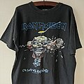 Iron Maiden - TShirt or Longsleeve - 1988 Iron Maiden Can I play with madness XL