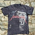 Metallica - TShirt or Longsleeve - 90's Metallica Pushhead Shirt S