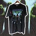 Testament - TShirt or Longsleeve - 1990 Testament Souls of Black The Clash of the titans XL