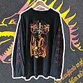Marduk - TShirt or Longsleeve - 1998 Marduk Demon Goat Lord XL