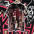 Death - TShirt or Longsleeve - 1993 Death Individual Thought Patterns All Over Print XL