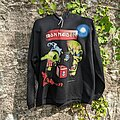 Iron Maiden - TShirt or Longsleeve - 1998 Iron Maiden The Angel and the gambler XL
