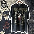 Cradle Of Filth - TShirt or Longsleeve - 1998 Cradle of Filth Cruelty and the Beast XL