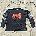 Manegarm - TShirt or Longsleeve - 2003 Manegarm Dodsfard longsleeved XL