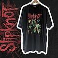 Slipknot - TShirt or Longsleeve - 2001 Slipknot Official XL
