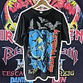 Iron Maiden - TShirt or Longsleeve - 1992 Iron Maiden Fear of the Dark Monsters of Rock L