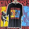 Guns N' Roses - TShirt or Longsleeve - 90's Gun's N Roses Use Your Illusion Bootleg XL