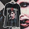 Marilyn Manson - TShirt or Longsleeve - Early 00's Marilyn Manson Bootleg XL