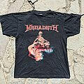 Megadeth - TShirt or Longsleeve - 2001 Megadeth The World Needs a Hero Global tour L