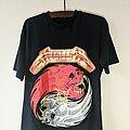 Metallica - TShirt or Longsleeve - 90' Metallica Pushhead Bootleg shirt M