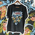 Anthrax - TShirt or Longsleeve - late 80's Anthrax XL