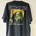 Dying Fetus - TShirt or Longsleeve - 2003 Dying Fetus Stop at nothing One Shot One Kill Bin Laden XL