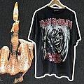 Iron Maiden - TShirt or Longsleeve - 90's Iron Maiden Number of the Beast Bootleg XL