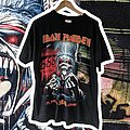 Iron Maiden - TShirt or Longsleeve - 1993 A Real Dead One XL